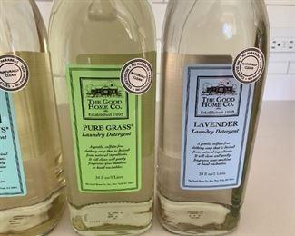 Alternate view - Laundry soap.   4 bottles $15