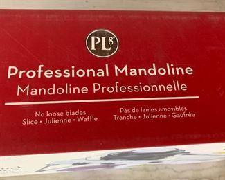 Alternate view - Professional Mandoline.   $20