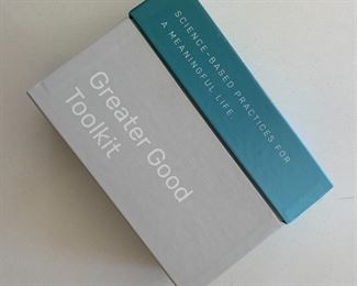 Greater Good Toolkit.   $15