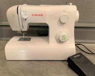 Singer sewing machine - Model 2277.  $35
