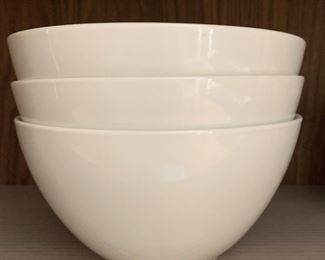 3 Ikea cereal bowls $3