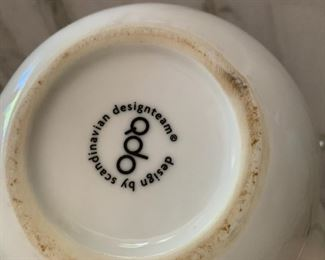 """Alternate view - QDO Teapot.  8 1/2"""" from handle. $20"""