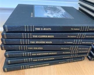 Time-Life Seafarers Library  $125