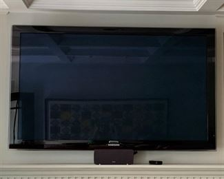"$300 - 55"" Samsung Flatscreen TV"