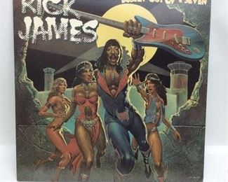 LOT #16 RICK JAMES