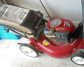 Very nice Craftsman mower