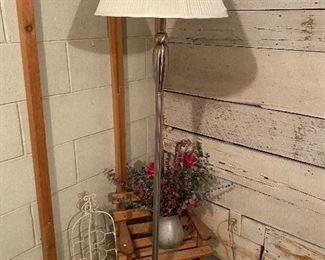Floor lamp, cute decor