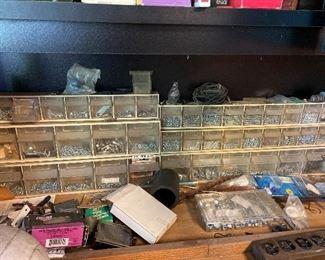 Hardware cabinets