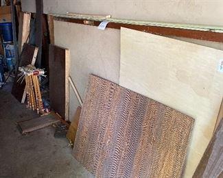 Scrap building materials