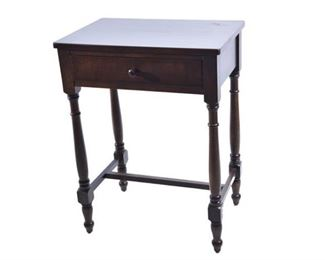 8. Side Table with Drawer