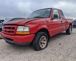 2000 Ford Ranger - Vin 1FTYR14V3YPA67716