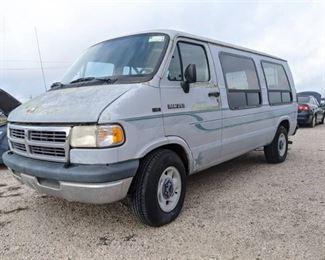 1994 Dodge Ram Van B250 Star Quest - Vin 2B6HB21Y2RK543525