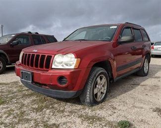 2005 Jeep Cherokee 3.7 L V6 Automatic - VIN 1J4GR48K95C614286