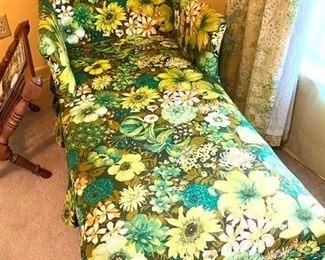 Shays lounge bought from Lady Bird Johnson's estate (Wife of President Johnson)