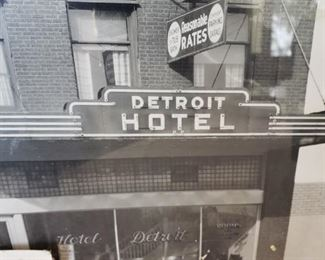AWESOME PHOTO OF THE OLD HOTEL