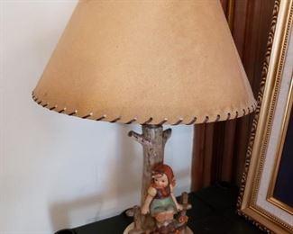 HUMMEL LAMP