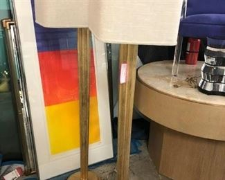 Great floor lamps as used by Kelly Wearstler at the Viceroy.