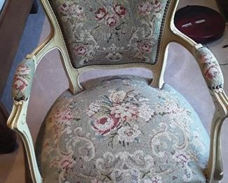 Beautiful Needle Point Chair