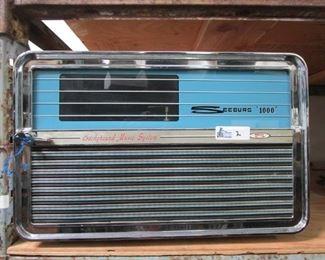SEABURG 1000 BACKROUND MUSIC SYSTEM