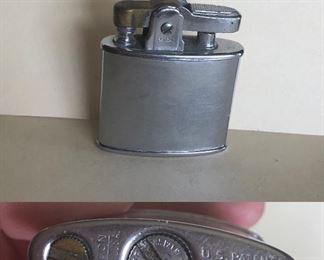 Lot #3B Ronson lighter, $10