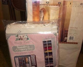 Lot #16B, Set of two closet organizing items, $12/pair