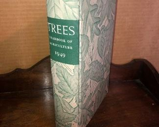 Lot 29B, Trees Yearbook of Agriculture 1949, $8