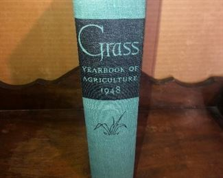 Lot 31B, Grass a Yearbook in Agriculture 1948, $8