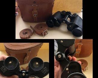 Lot 49B, Omega Binoculars, $14