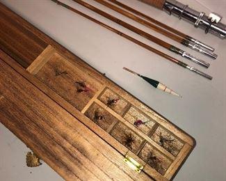 Lot 59B, slightly used rod