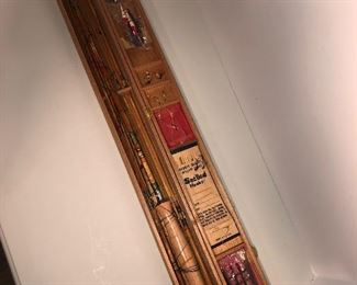 Lot 60B, Brand new fishing rod in case with accessories, $100
