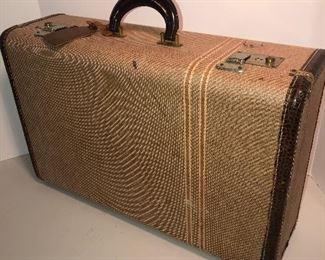 Lot 63B, Smaller suitcase, $12