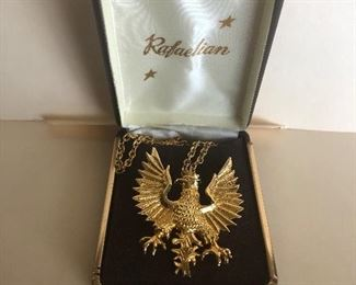 Lot 64B, Polish Necklace, $16