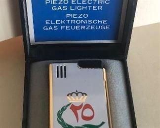 Lot 88B, Antonio new lighter in box, $18
