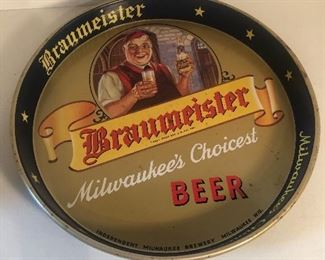 Lot 95B, Braumeister Beer tray, $24
