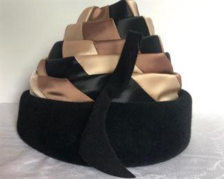 Lot 139B, Stunning Deluxe Velour hat, $16
