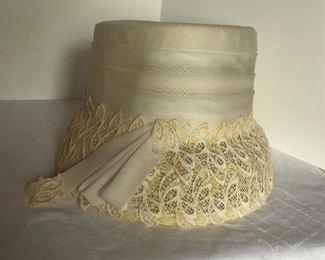 Lot 143B, Easter bonnet, $14