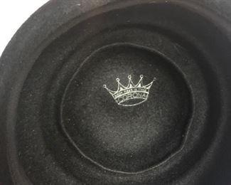 Lot 145B, Elegant black hat