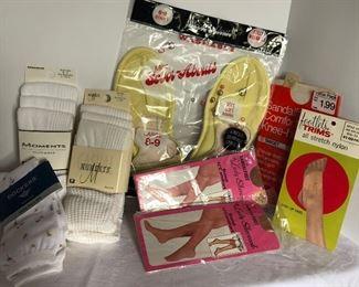 Lot 149B, Socks and more, $12