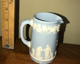 Wedgwood small pitcher $10.00
