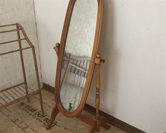 Floor Length Mirror $ 78.00