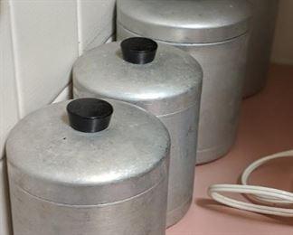 Aluminum Canister Set