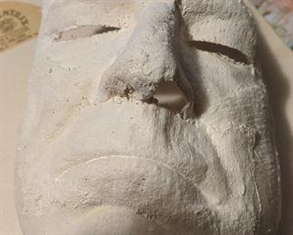 Concentrix Head Sculpture