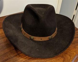 Wrangler Cowboy Hat