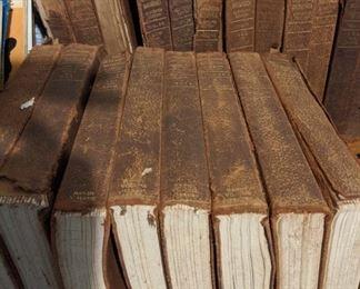 1911 Encyclopedia Set
