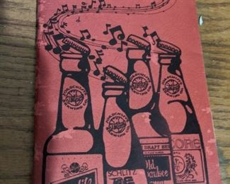 Winston Salem Schlitz Beer Plant Book