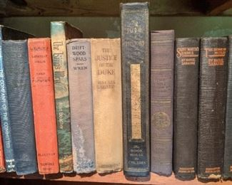 Lots of Old Books