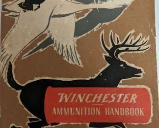 Old Winchester Ammunition Handbook