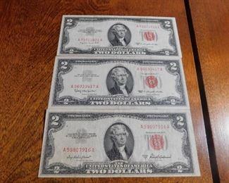 Two Dollar Bills