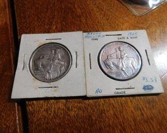 Stone Mountain Commemorative Half Dollars