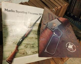 Marlin Firearms Catalogs